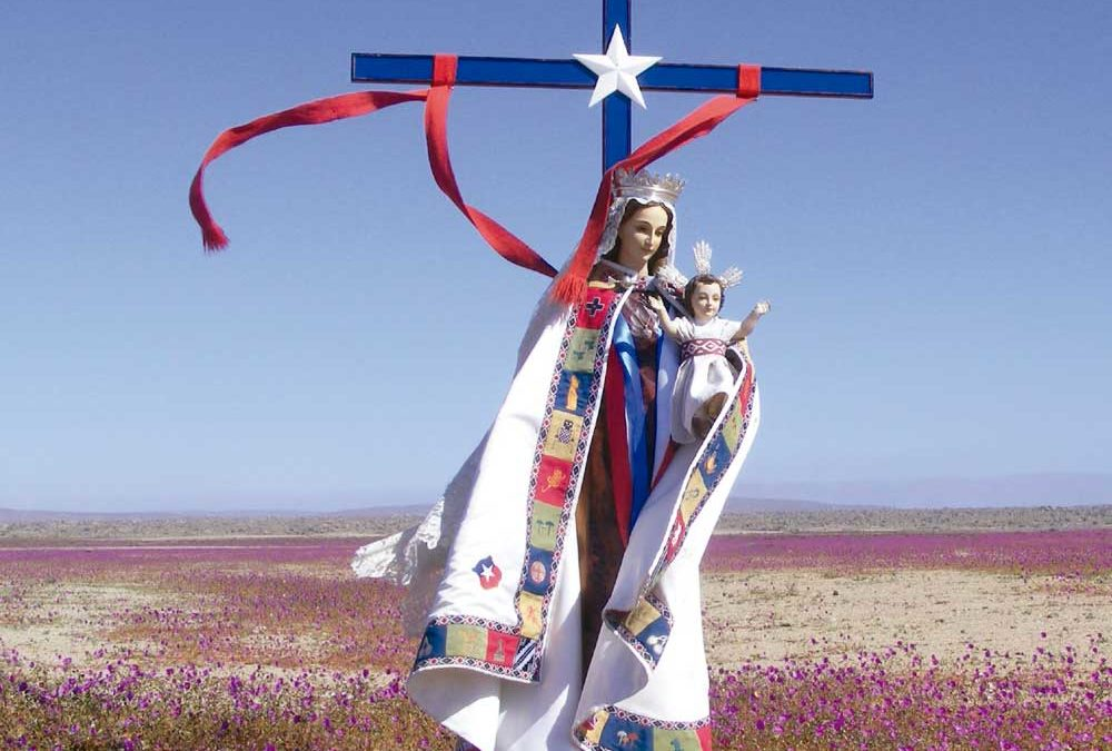 Un gran día de oración por Chile
