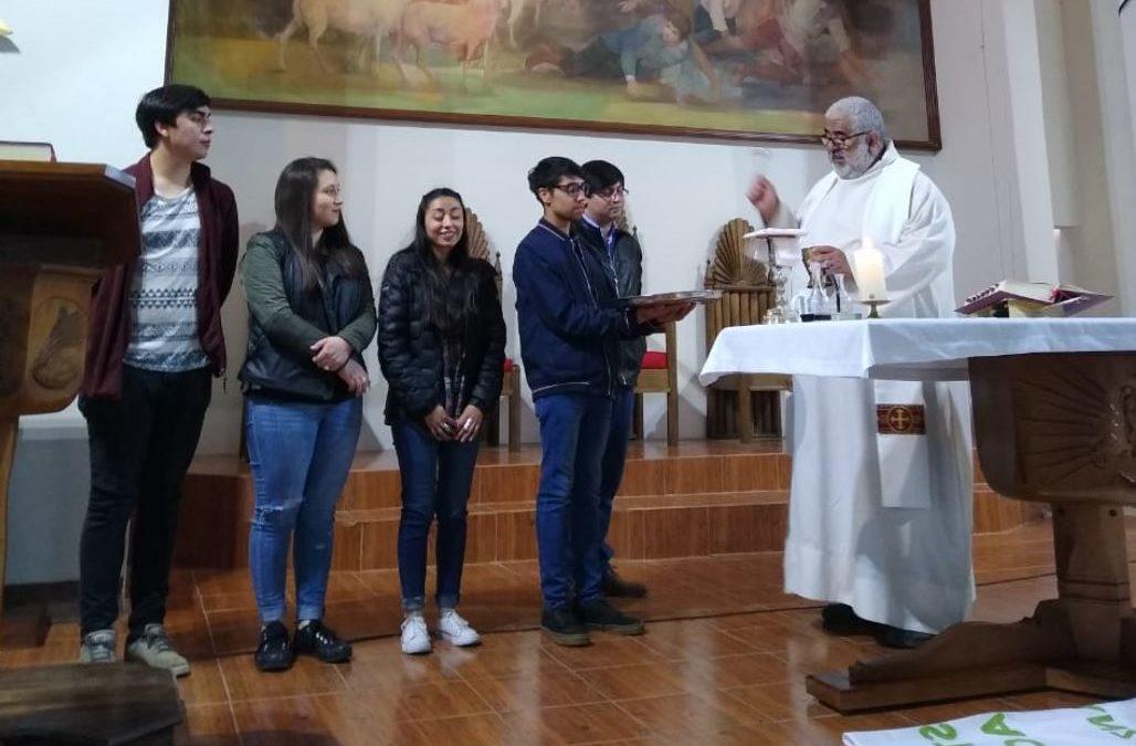 Envio de monitores en parroquia San Francisco de Sales de Porvenir