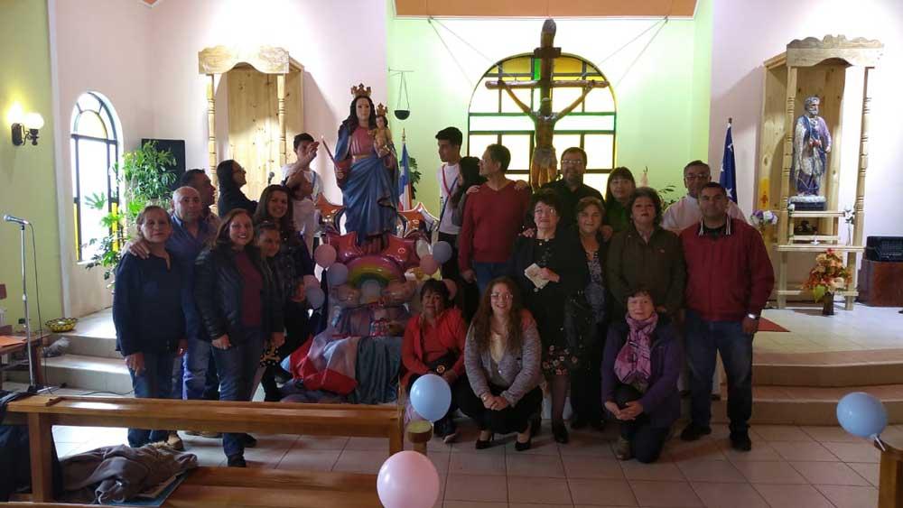Fiesta de la Candelaria en Puerto Natales